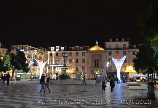 Glória Ishizaka - Lisboa - Luzes de Natal - 18