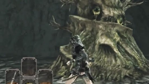 Dark Souls 2 Crown of the Sunken King DLC So benützen Sie den Repairing Tree 01