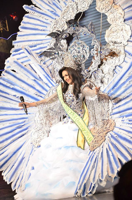 Super Sireyna Queen of the Sky