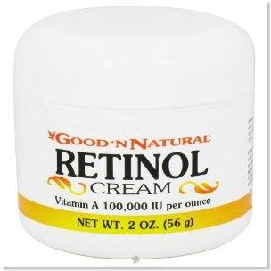 Retinol Cream Vitamin A Cream