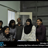 Mircoalgae Training Workshop 1st Session