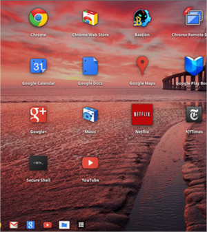 Google y su intento de usar Chrome OS con Windows 8
