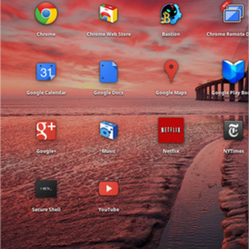 Google y su intento de usar Chrome OS con Windows 8