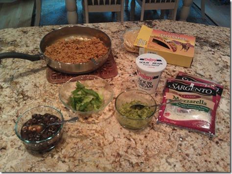 taco spread