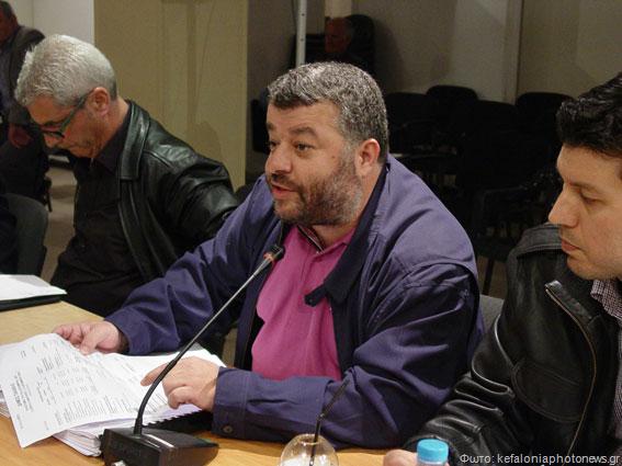 Μιχαλάτος: Δεν συμμετέχω στα ραντεβού του Δημάρχου για το θέμα του ΤΕΙ