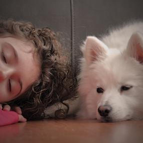 Sleepy Heads by Melanie Melograne - Babies & Children Children Candids (  )