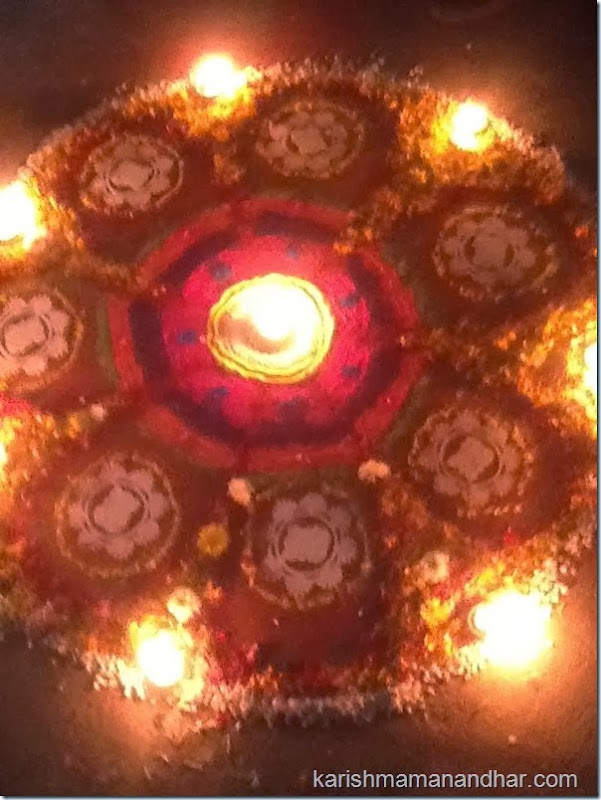 deepawali karishma manandhar home - celebration (1)