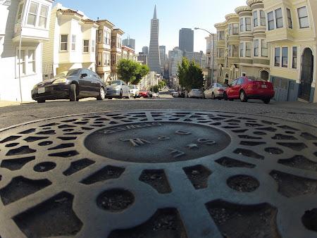 Vacanta San Francisco: canalele din San Francisco