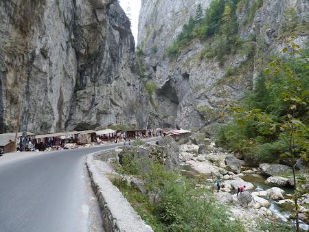 Obiective turistice Neamt: Cheile Bicazului