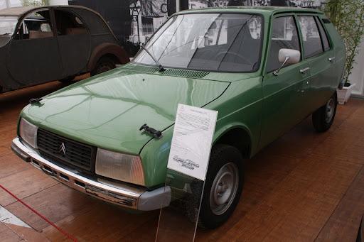 Citroën Prototype Y (1973)