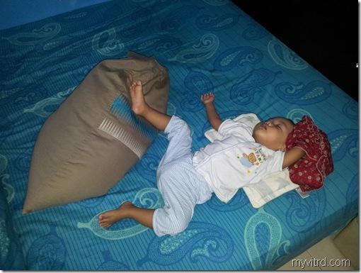 Gaya Harraz Tidur