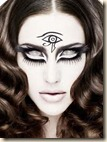 make up third eye