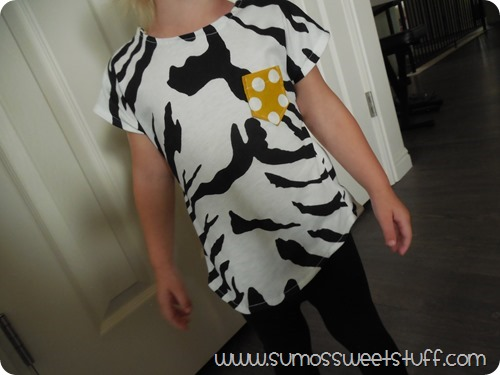 Sumo's Sweet Stuff - Skipper Top by Sew Much Ado