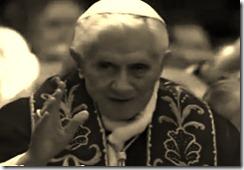 Adeus Ratzinger. Fev.2013