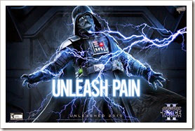unleash pain