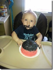Wyatts 1st Birthday