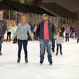 WBFJ - Ice Skating - Winston-Salem Fairgrounds Annex - Winston-Salem - 1-24-15