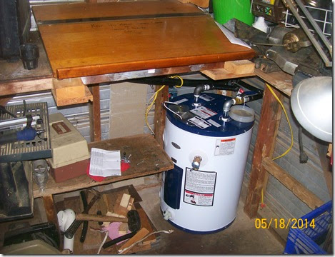 Hot water heater 004