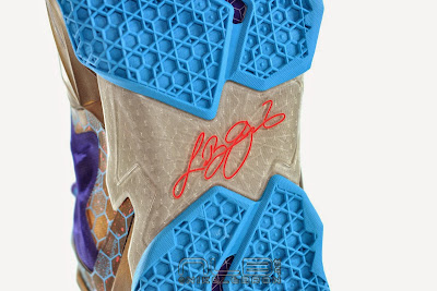 lebron11 summit lake hornets 24 web white The Showcase: Nike LeBron XI Summit Lake Hornets