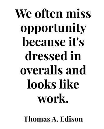 opportunity  edison