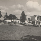 Разрушенное здание магистрата. С фотографии 1936 г.