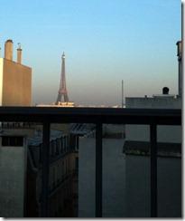 Tour Eiffel giorno