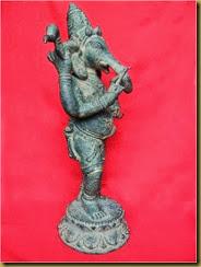 Patung Ganesha - samping