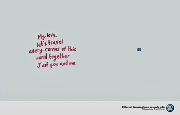 Creatividad publicitaria vw2