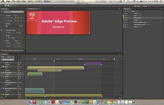 adobe edge screenshot