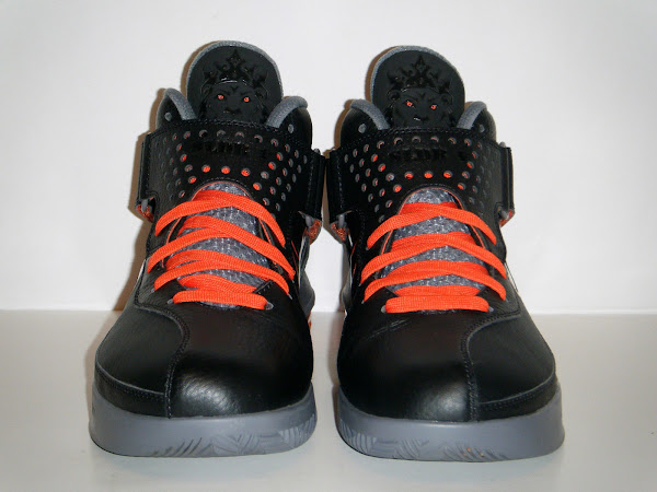Nike Soldier V 8211 Black  Grey  Orange 8211 Unreleased Sample