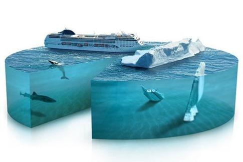 47. Crear un océano en 3D