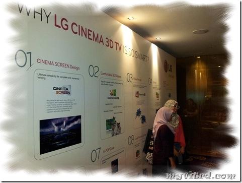 LG Cinema 3D SMART TV 1