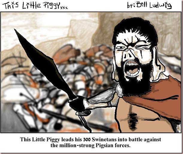 Piggy Evolution LLLXIII