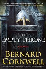 The Empty Throne - Bernard Cormwell