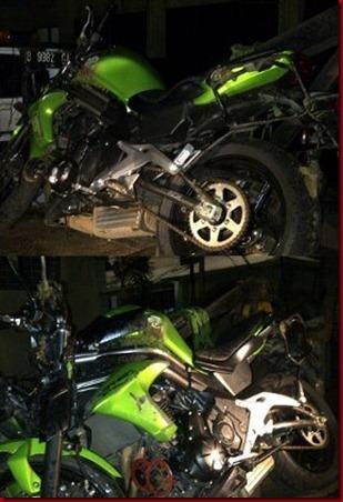 UJE - Ustad Jefry Albukhory Meninggal Kecelakaan Motor