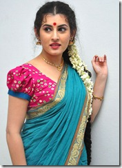 Archana veda new Hot photos in saree