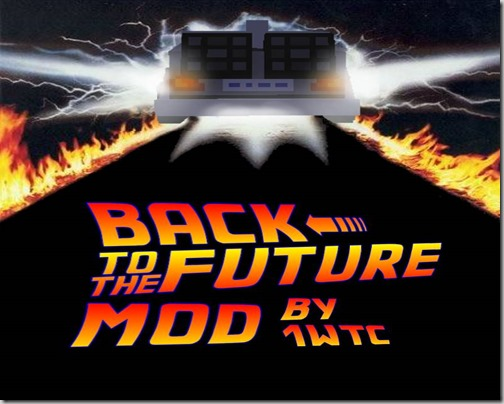 Back-to-the-future-Mod-Minecraft