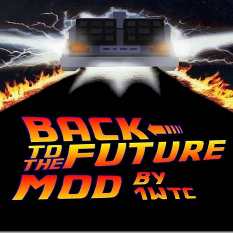 Minecraft 1.5.1 - Back To The Future Mod