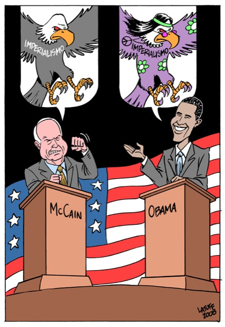 CC Photo Google Image Search Source is fc04 deviantart net  Subject is U S presidential race by Latuff2