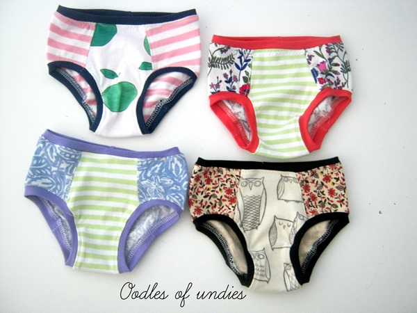 Oodles of Undies