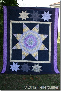 Quilt024-Lone Star