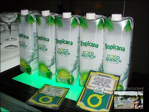 Tropicana Coco Quench 1 Liter