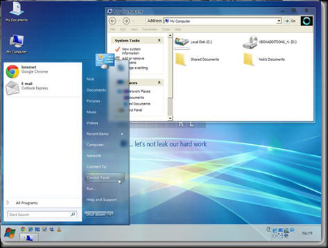 Download Windows 8 Transformation Pack (8TP) 2.0 - Bring to your Windows XP/Vista/7 Desktop The Look Of Windows 8