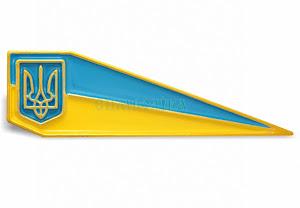 Прапорець МВС  на берет