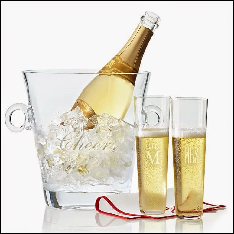 personalized ice bucket Graham and Mark