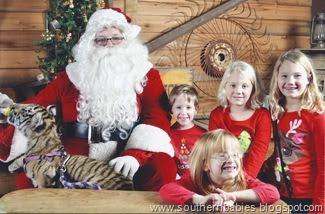 Santa Cousins Pic