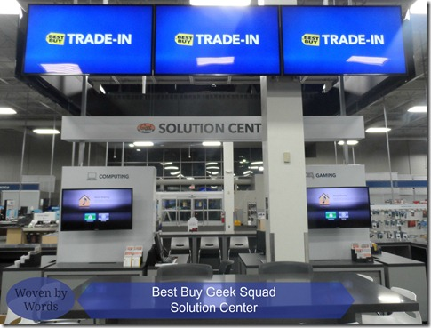 Best Buy Geek Squad Solution Center