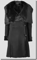 Jaeger Shearling Coat