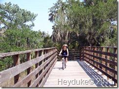 Jekyll Island bike ride