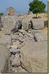 Pergamon Wall Construction